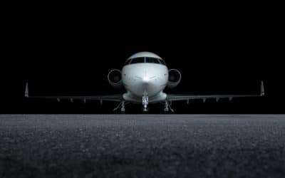 Min oplevelse med fotografering af et luksusfly