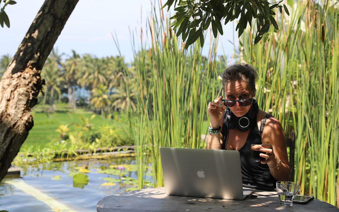 I'm in Millespeak's podcast – The Digital Nomade